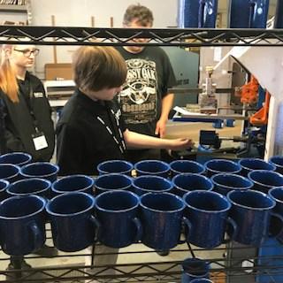 Printing REACH Mugs